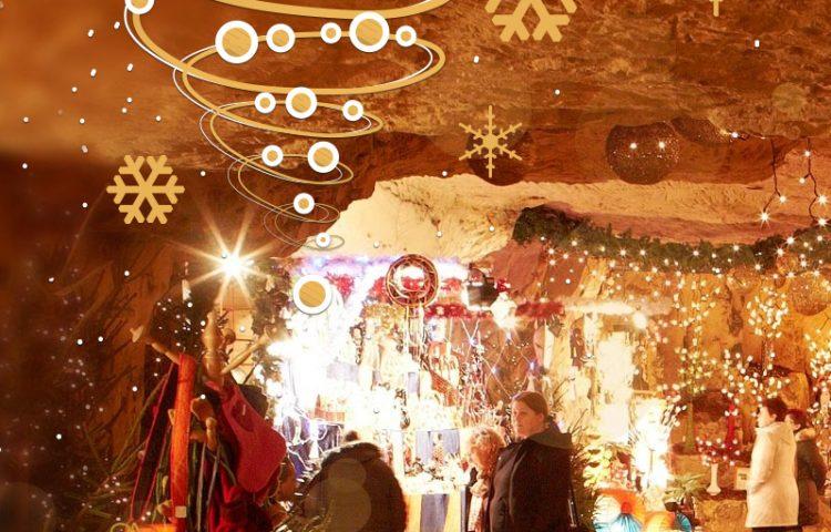 Kerstmarkt Gemeentegrot Valkenburg 18 November T M 23 December 2011