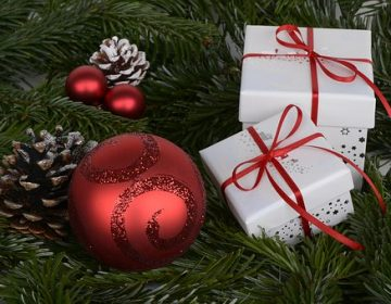 kerst gevoel