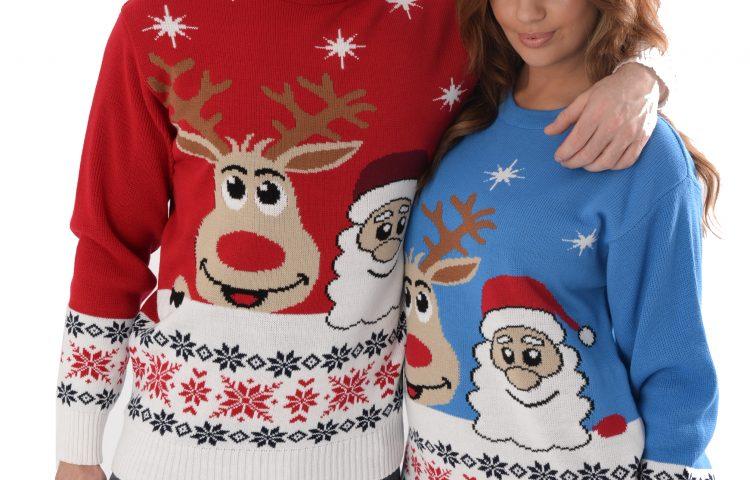 Foute Kersttrui 5xl.De Foute Kersttrui Is Helemaal Terug Kerstweblog Nl