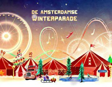 De Amsterdamse Winterparade