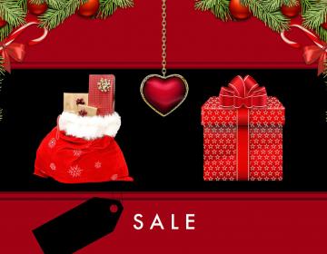 kerst shopping