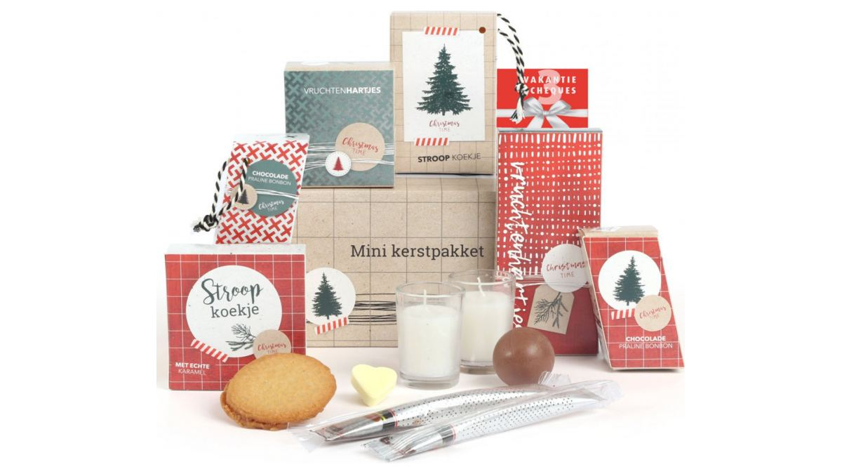 mini-kerstpakket