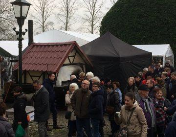 Kerstmarkt in Thorn is de laatste25 jaar uitgegroeid tot de grootste en meest sfeervolle in Midden-Limburg