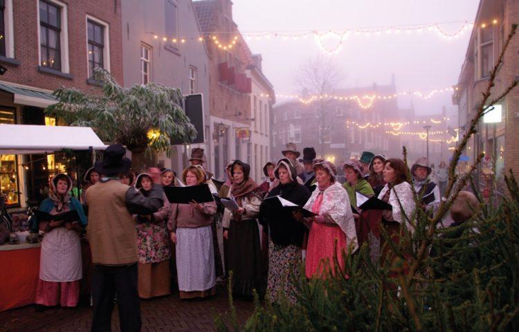 kerstmarkt Doesburg voor de gezelligste kerstmarkt van Gelderland