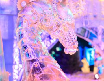 IJssculpturen-Expositie-Frozen-Magic