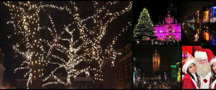 Delft officieel van start met Lichtjesavond