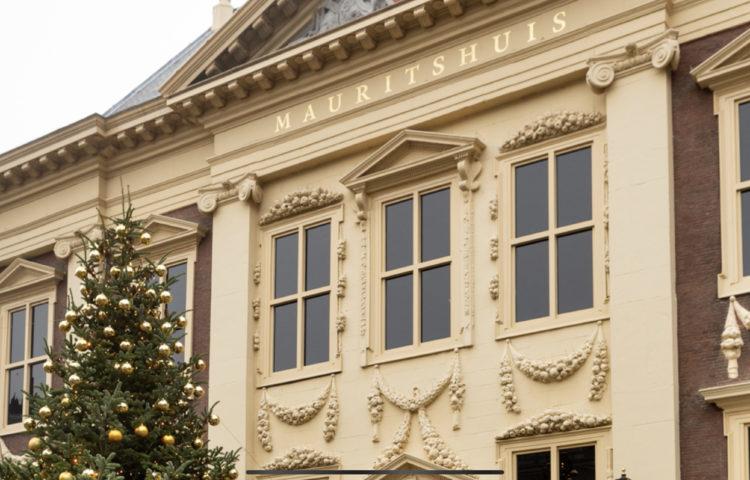 Vier samen de Kerstvakantie in het online Mauritshuis